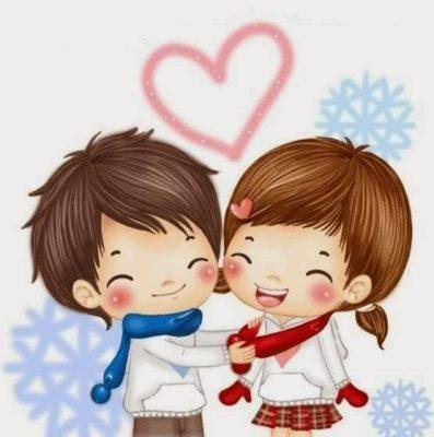 best love dp