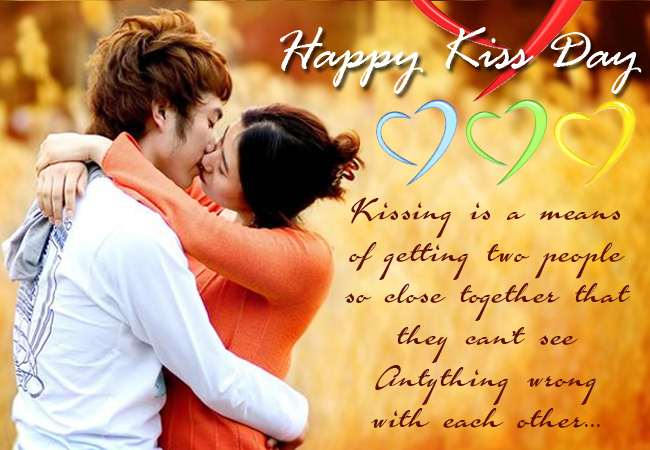 kiss day quotes wishes pics photos