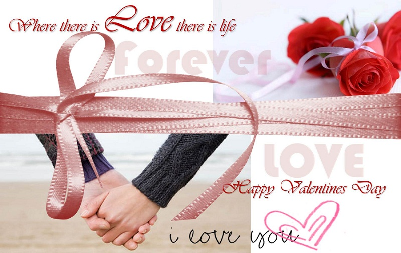 happy valentiens day wishes