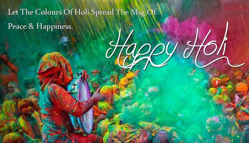 happy holi status for whatsapp