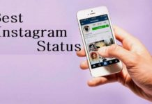 Instagram Status For Whatsapp In Hindi