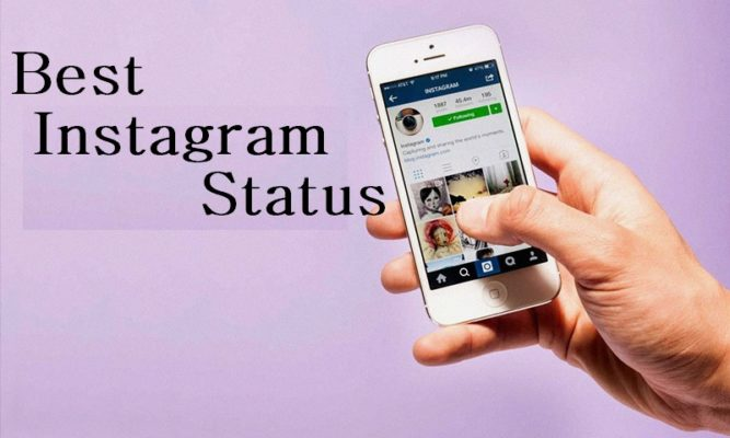 Instagram Status For Whatsapp In Hindi