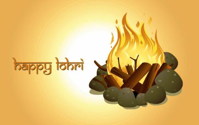 lohri images wishes