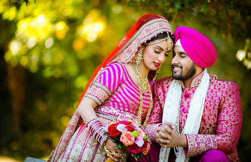 Punjabi Couples